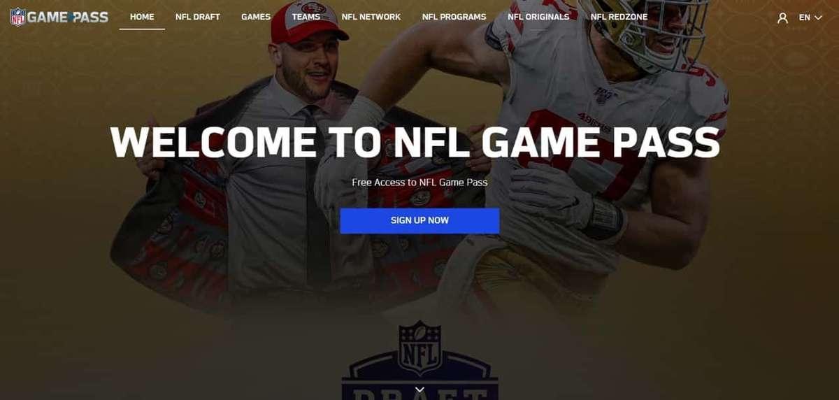 Hoe om te kijken naar NFL Game Pass met geen black-out